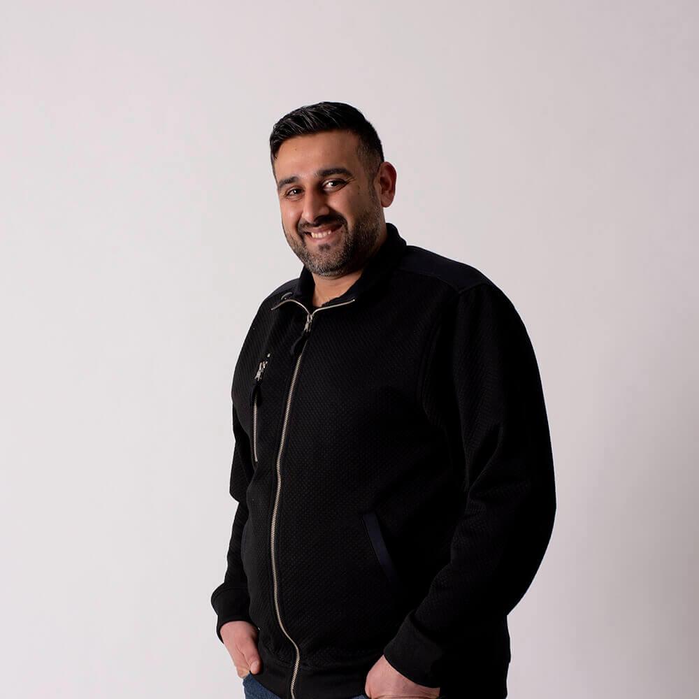 Hasnain Khalfan